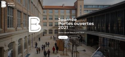 Journée portes ouvertes de l'Ecole Boulle 2021