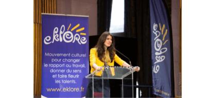 L'interview de Solenn Thomas, fondatrice d'Eklore